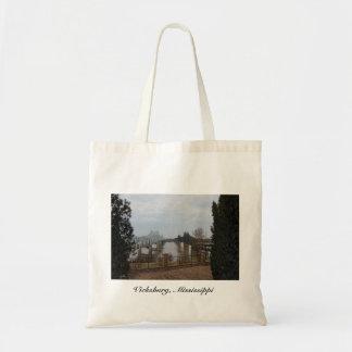 Mississippi River BridgesTote Bag