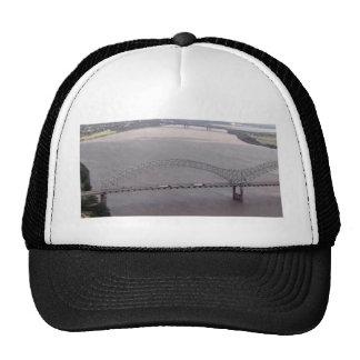 MISSISSIPPI RIVER TRUCKER HATS