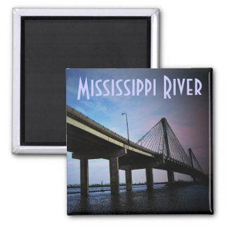Mississippi River Magnet