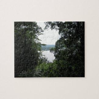 Mississippi River Puzzle