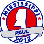 Mississippi Ron Paul Escultura Fotografica