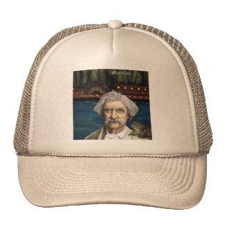 Mississippi Sam Aka Mark Twain Trucker Hat