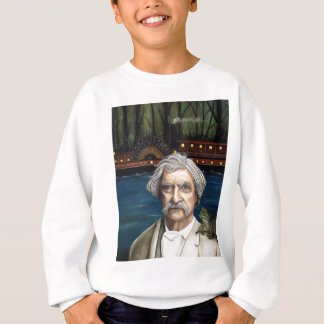 Mississippi Sam Aka Mark Twain Sweatshirt