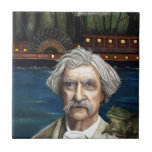 Mississippi Sam Aka Mark Twain Tejas Cerámicas