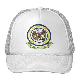 Mississippi Seal Hats