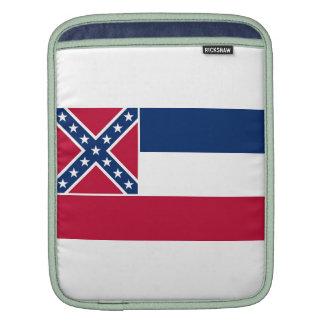 Mississippi State Flag ipad Cases iPad Sleeves