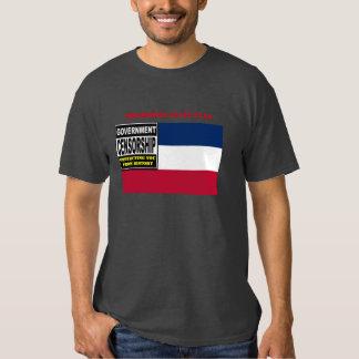 MISSISSIPPI STATE FLAG SHIRT