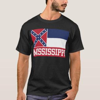 Mississippi State Flag T-Shirt