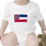 Mississippi State Flag T Shirt
