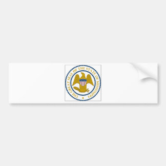 Mississippi State Seal Bumper Stickers