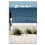 Mississippi Tableros Blancos