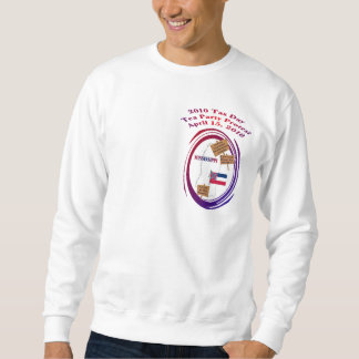 Mississippi Tax Day Tea Party Protest Sweatshirt
