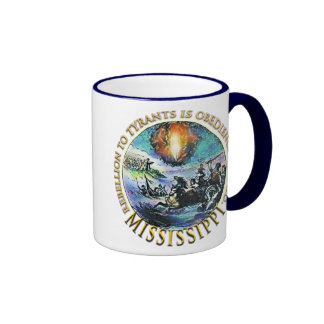 Mississippi Tea Party Mugs
