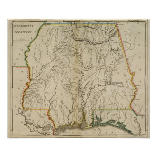 Mississippi Territory 2 Poster