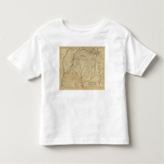 Mississippi Territory 3 Toddler T-shirt