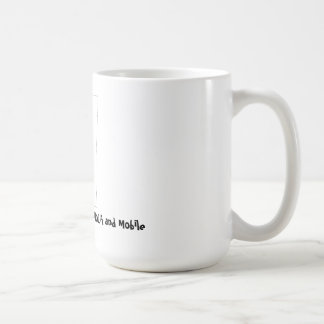 Mississippi: The Land Mass Between NOLA and Mobile Coffee Mug