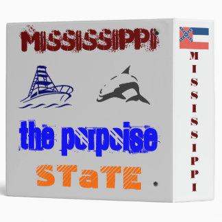 MISSISSIPPI: The Porpoise/Bullshark STaTE Vinyl Binders