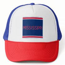 Mississippi Trucker Hat - Cap