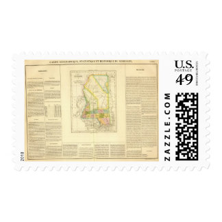 Mississippi US Postage