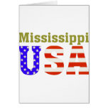 Mississippi USA! Greeting Cards