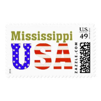 Mississippi USA! Postage