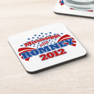 Mississippi with Romney 2012 Coaster