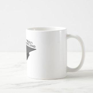 Misson logró taza básica blanca
