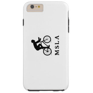 Missoula Montana Cycling MSLA Tough iPhone 6 Plus Case