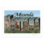 Missoula, Montana Postal