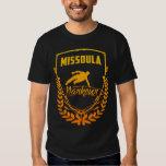Missoula Parkour Shield T Shirt