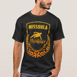 Missoula Parkour Shield T-Shirt