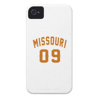 Missouri 09 Birthday Designs iPhone 4 Cover