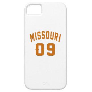 Missouri 09 Birthday Designs iPhone SE/5/5s Case