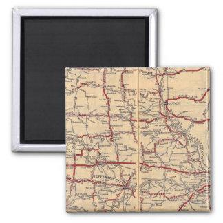 Missouri 11 magnet