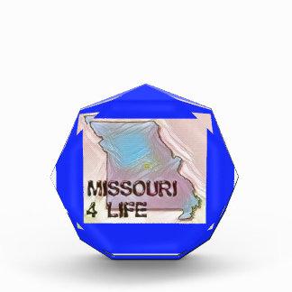 """Missouri 4 Life"" State Map Pride Design Award"