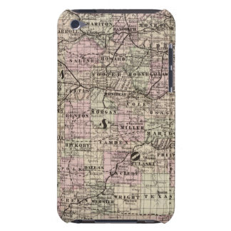 Missouri 7 barely there iPod case