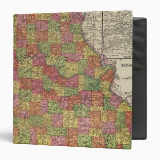 Missouri 8 3 ring binder