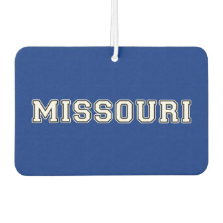 Missouri Air Freshener
