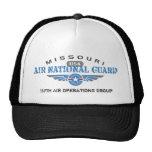 Missouri Air National Guard Hats