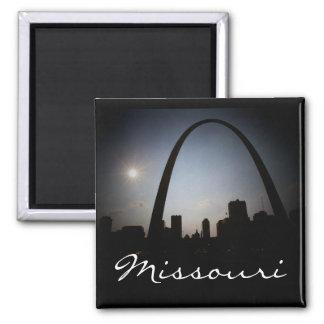 Missouri Arch Magnet