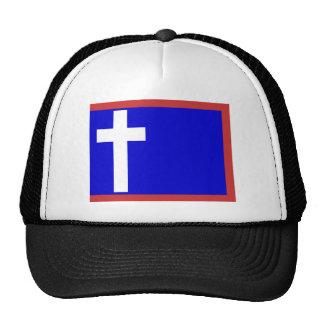 Missouri Battle Flag (Bowen's 1st Missouri Brigade Trucker Hat