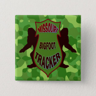 Missouri Bigfoot Tracker Pinback Button