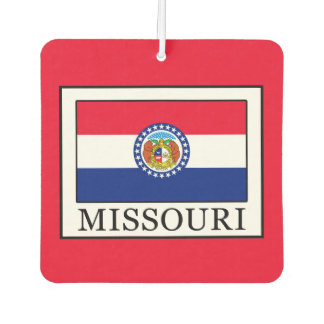 Missouri Car Air Freshener