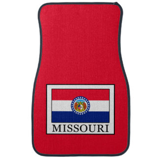 Missouri Car Floor Mat