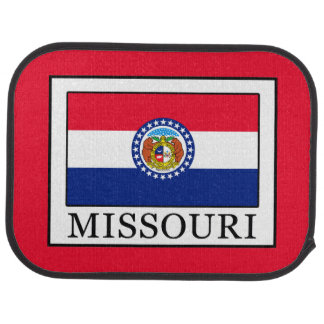Missouri Car Mat