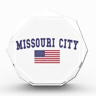 Missouri City US Flag Award