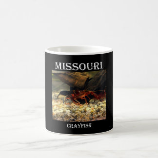 Missouri Crawfish Coffee Mugs