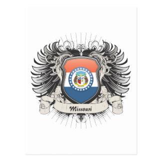 Missouri Crest Postcard