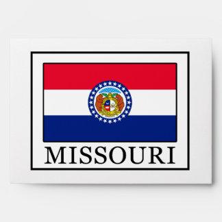 Missouri Envelope