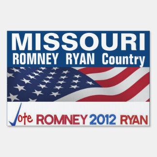 MISSOURI es muestra del país de Romney Ryan